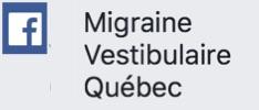 Migraine vestibulaire Québec