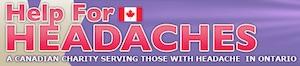 Help for Headaches Ontario