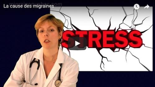 La cause des migraines