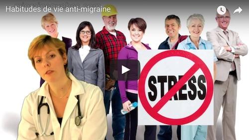 Habitudes de vie anti-migraine