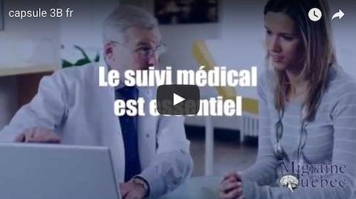 Le suivi médical