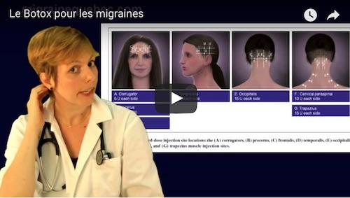 Le Botox pour les migraines