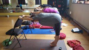 Yoga doux adapté pour migraineux - septembre 2018 @ Un pas vers soi | Montréal | Québec | Canada