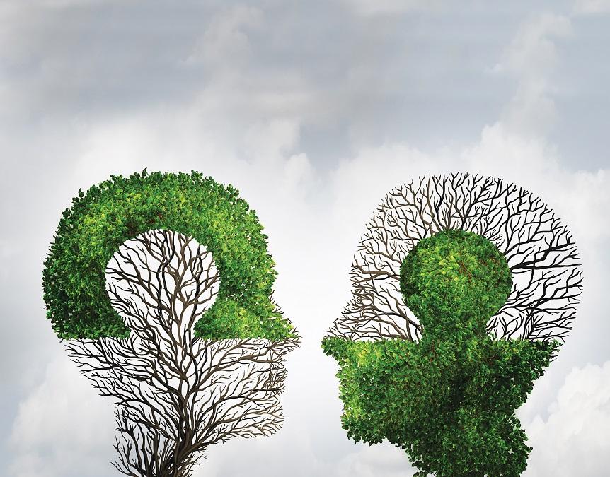 Trouver l'équilibre psychologique à travers les migraines