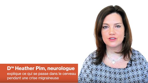 Que se passe-t-il dans notre cerveau lors d'une attaque de migraine