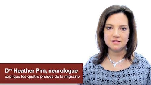 Phases de la migraine