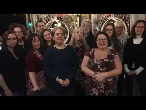Merci a la formidable équipe de bénévoles de Migraine Quebec