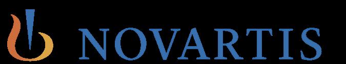 Logo de Novartis , partenaire de Migraine Québec