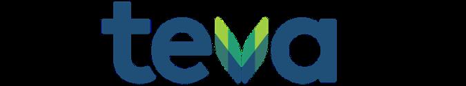 Logo de Teva , partenaire de Migraine Québec