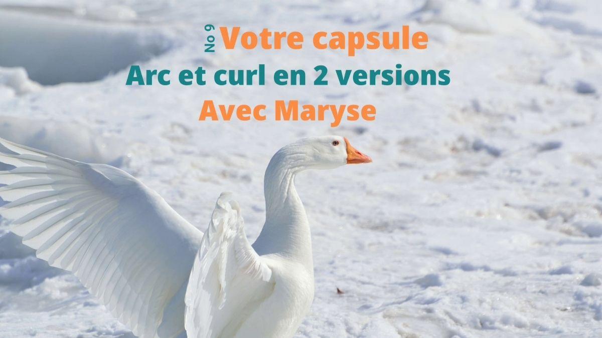 Capsule No 9 Arc et Curl GYROKINESIS®