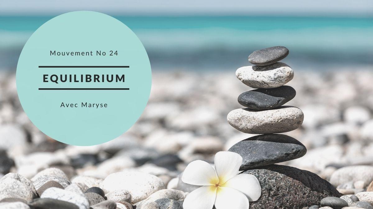 Capsule No 24 Equilibrium
