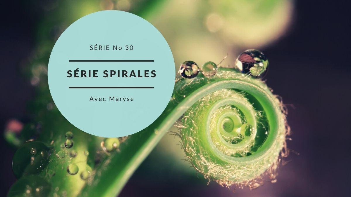 Capsule No 30 Mini série spirale Méthode 𝐆𝐘𝐑𝐎𝐊𝐈𝐍𝐄𝐒𝐈𝐒®